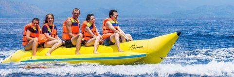 Lembongan banana boat